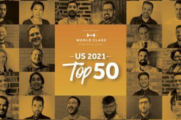 USBG World Class 2021 - Top 50 US