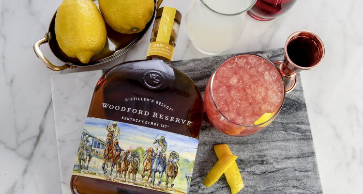 Woodford Reserve 2021 Derby bottle Feature
