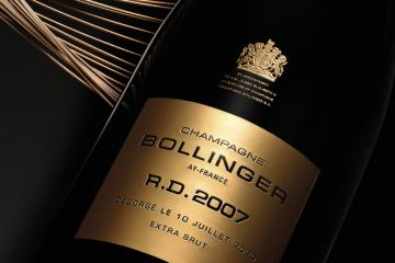 bollinger rd 2007 cuvee