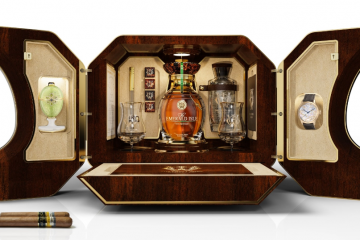 Most Expensive Whiskey Collectors Set