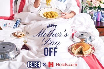 BABE Hotels.com MOTHERS DAY OFF