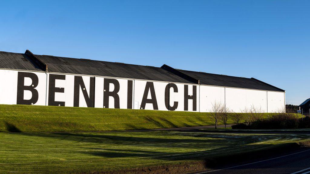 Benriach Distillery Visitor Center