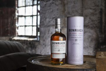 Benriach Smoky 12