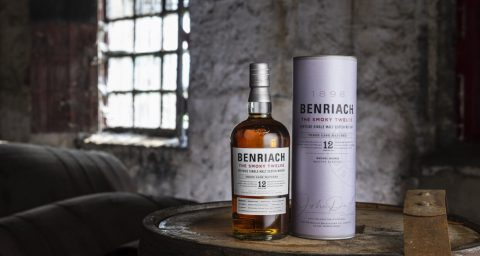 Benriach Smoky 12