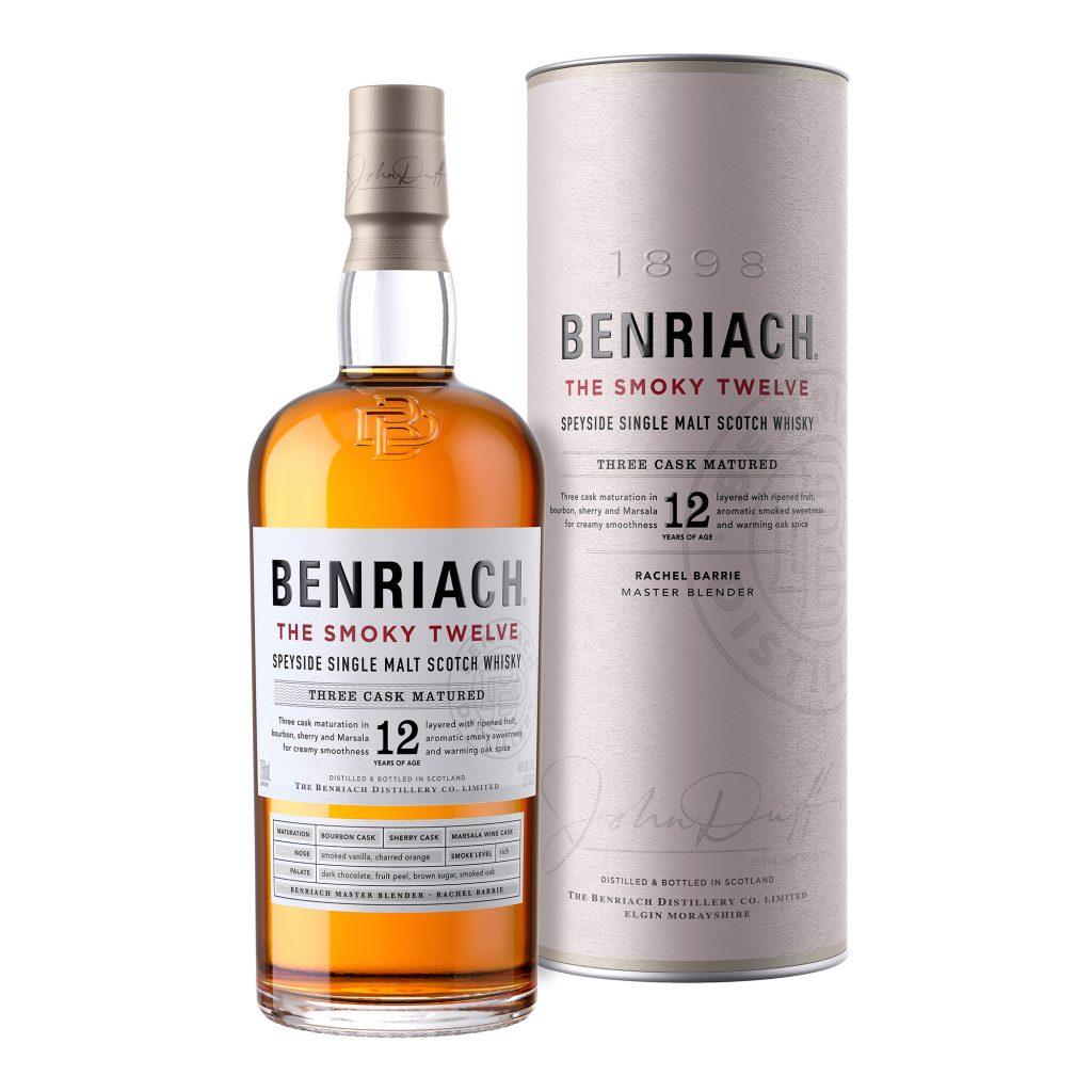 Benriach Smoky 12 square