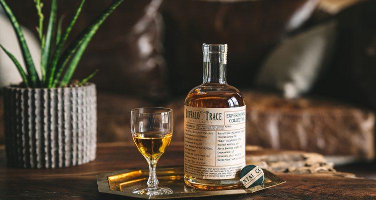 Buffalo Trace Baijiu Style Whiskey Lifestyle