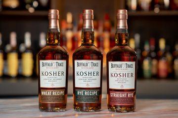 Buffalo Trace Kosher Whiskey Family