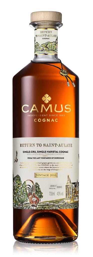 Camus Return to Saint-Aulaye bottle tight