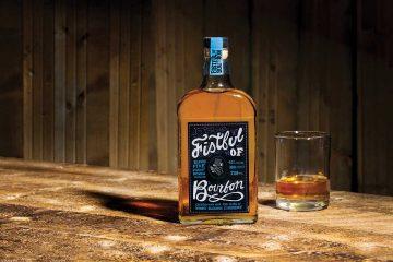 Fistful-of-bourbon hand model