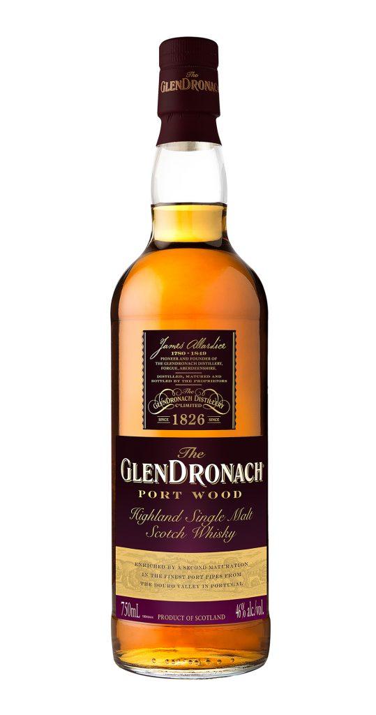 GlenDronach Port Wood bottle