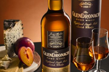 GlenDronach Port Wood feature
