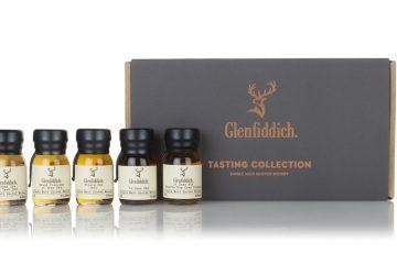 Glenfiddich Tasting Collection