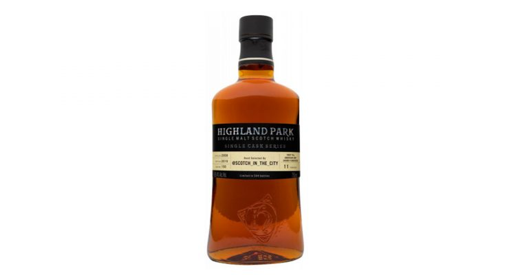 Highland Park Scotch in the City