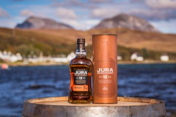Jura 12 Year Old whisky