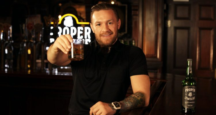 McGregor Proximo Sign Deal
