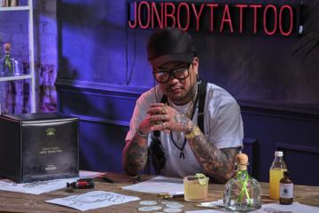 Patron x JonBoy Margarita Collection kit