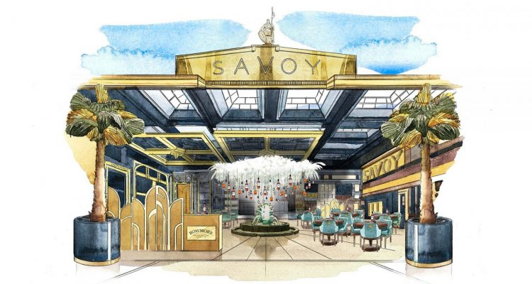 Savoy solas illustration