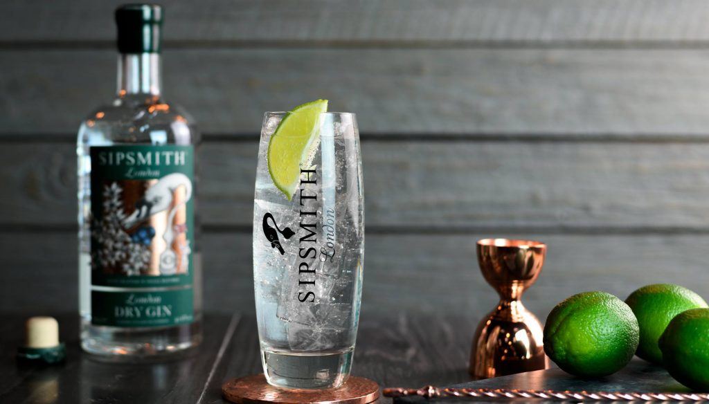 Sipsmith Gin & Tonic
