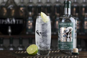 Sipsmith International Gin & Tonic Day - London Dry