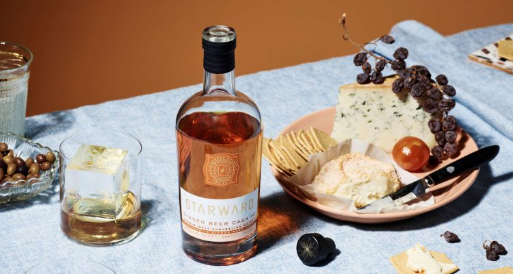 Starward Whisky Ginger Beer Cask #6