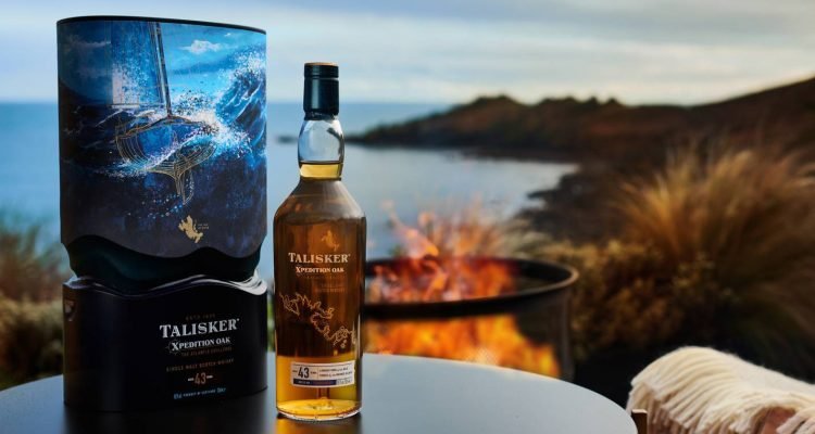Talisker 43-Year-Old Xpedition Oak The Atlantic Challenge