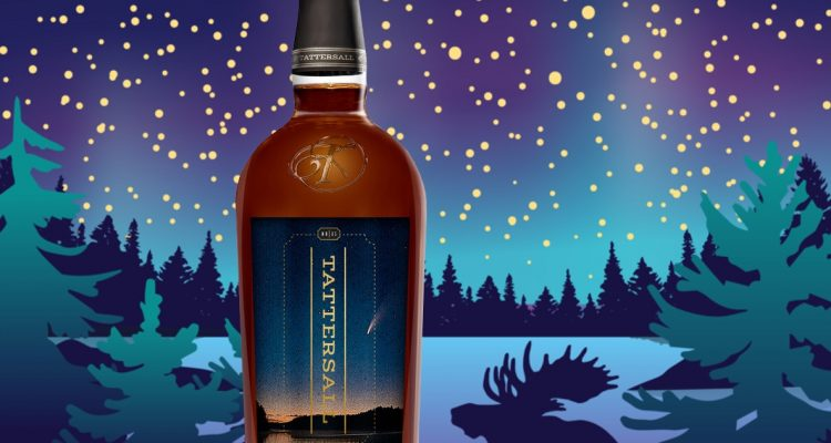 Tattersall Voyageurs Five Grain Whiskey