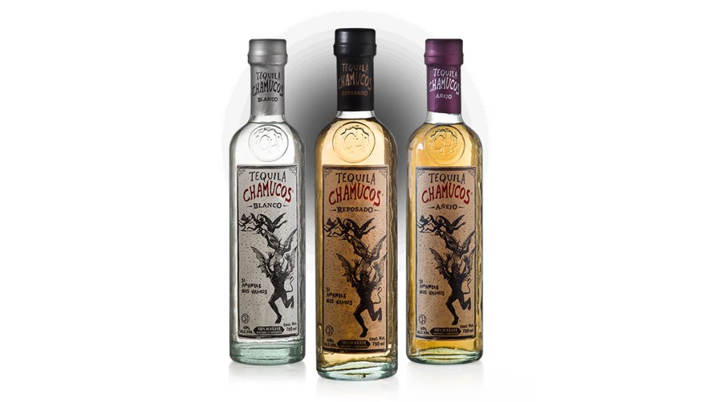 Sustainable Spirits Earth Day Tequila Chamucos