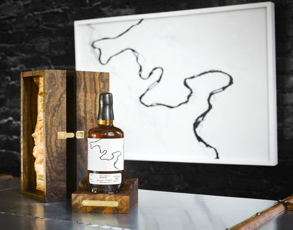 Wyoming Whiskey Hayden Valley Group 1