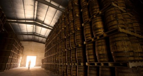 Ageing Rum