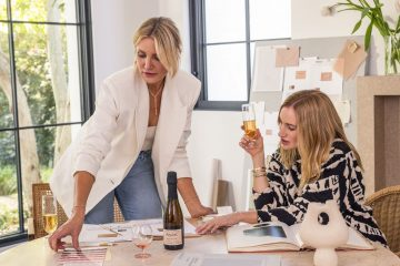 Avaline Sparkling Rosé Is The Latest Wine From Cameron Diaz And Katherine Power