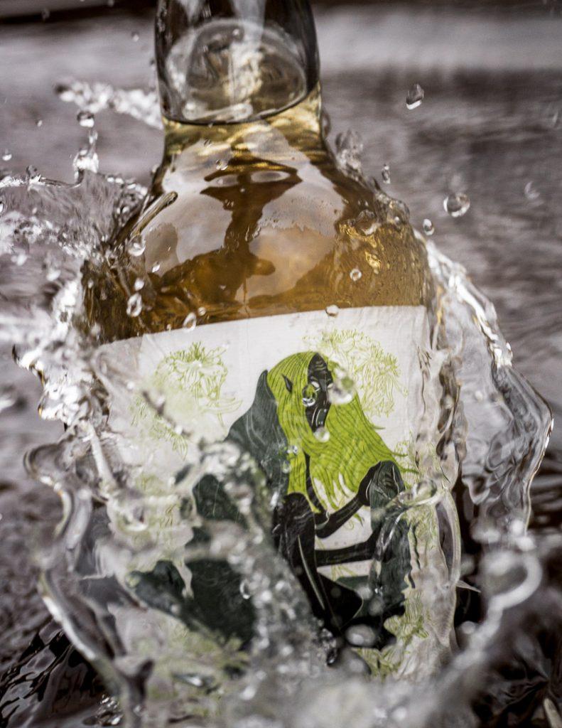 Cask 88 Caointeach splash