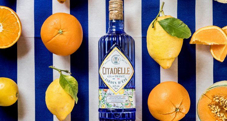 Citadelle Jardin d'été gin