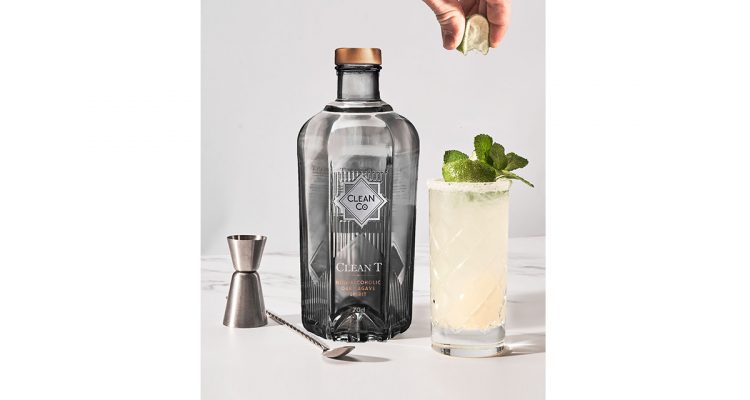 Clean T alcohol-free tequila