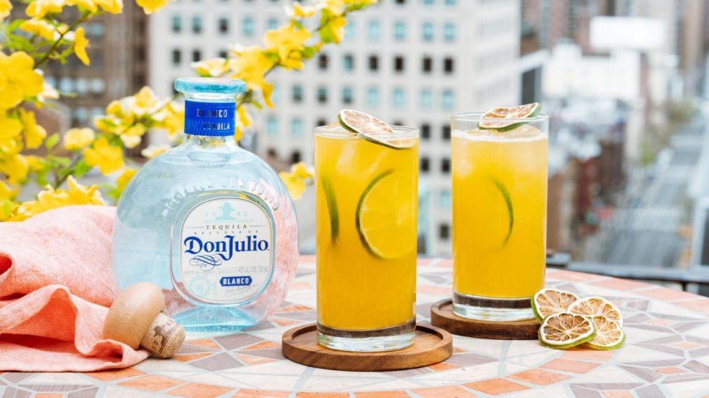 Don Julio Cinco de Mayo cocktails