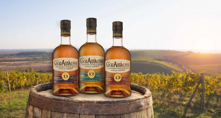 GlenAllachie Wine Cask Finish Series