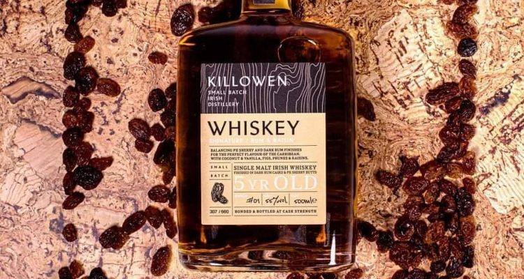 Killowen Rum & Raisin