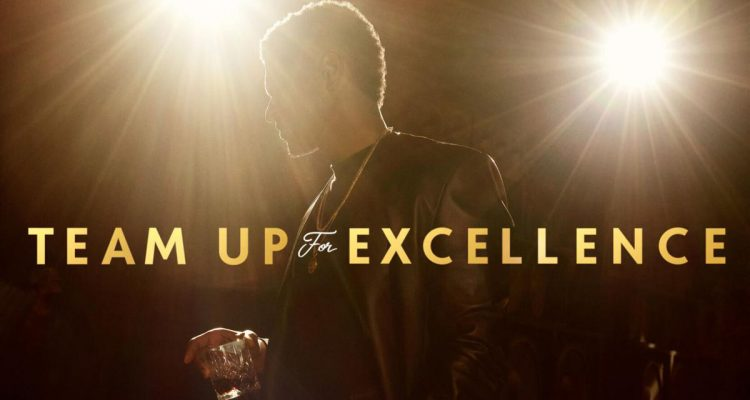 Remy Martin Usher Team Up For Excellence