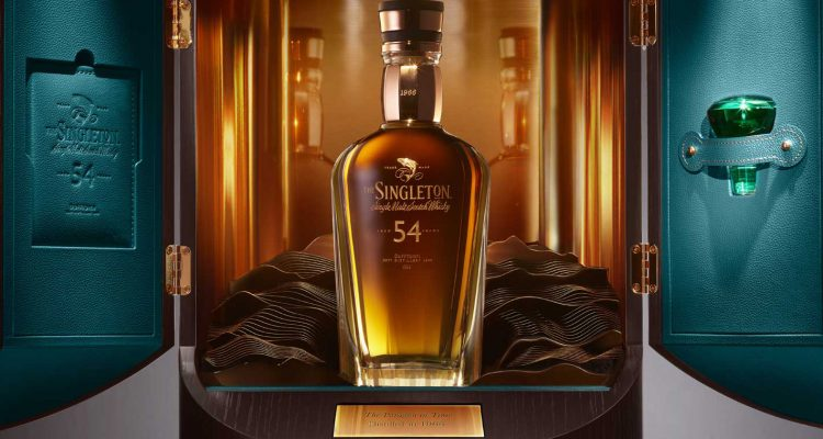 Singleton 54-Year-Old - Paragon of Time Collection