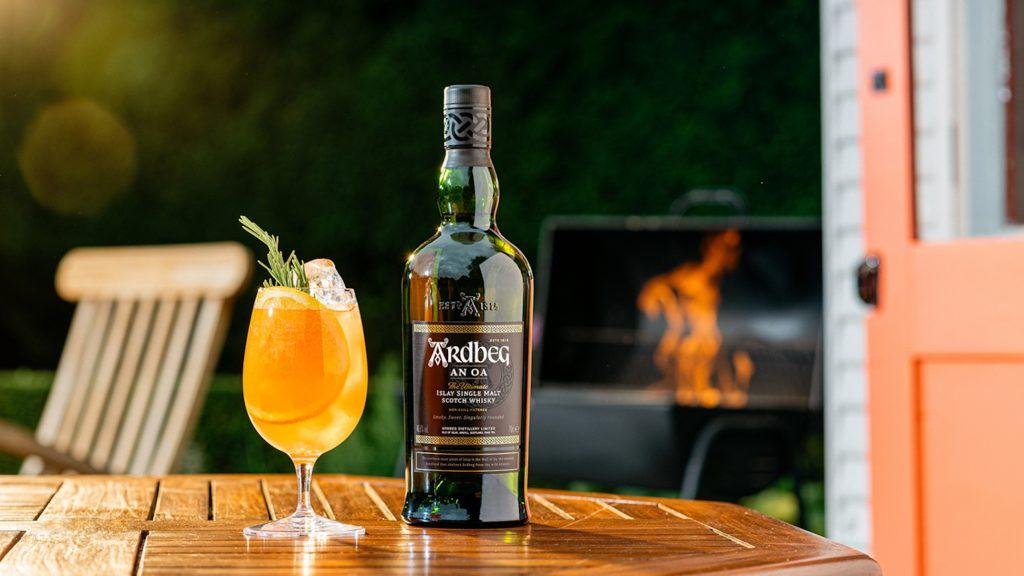 Smoky Spritz Cinco de Mayo Cocktails