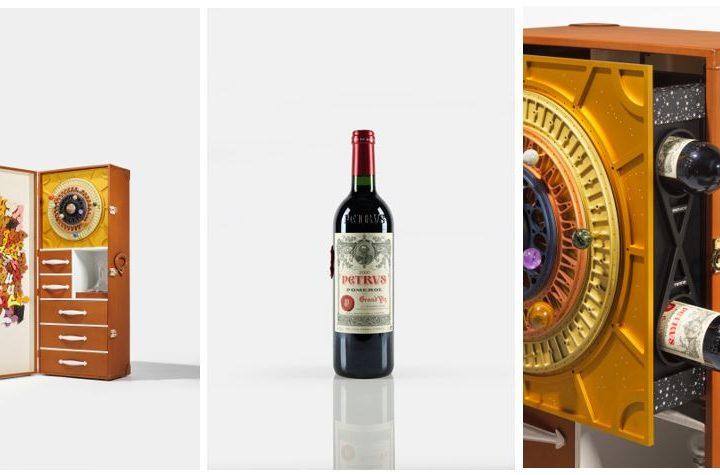 Space-Aged Pétrus Wine