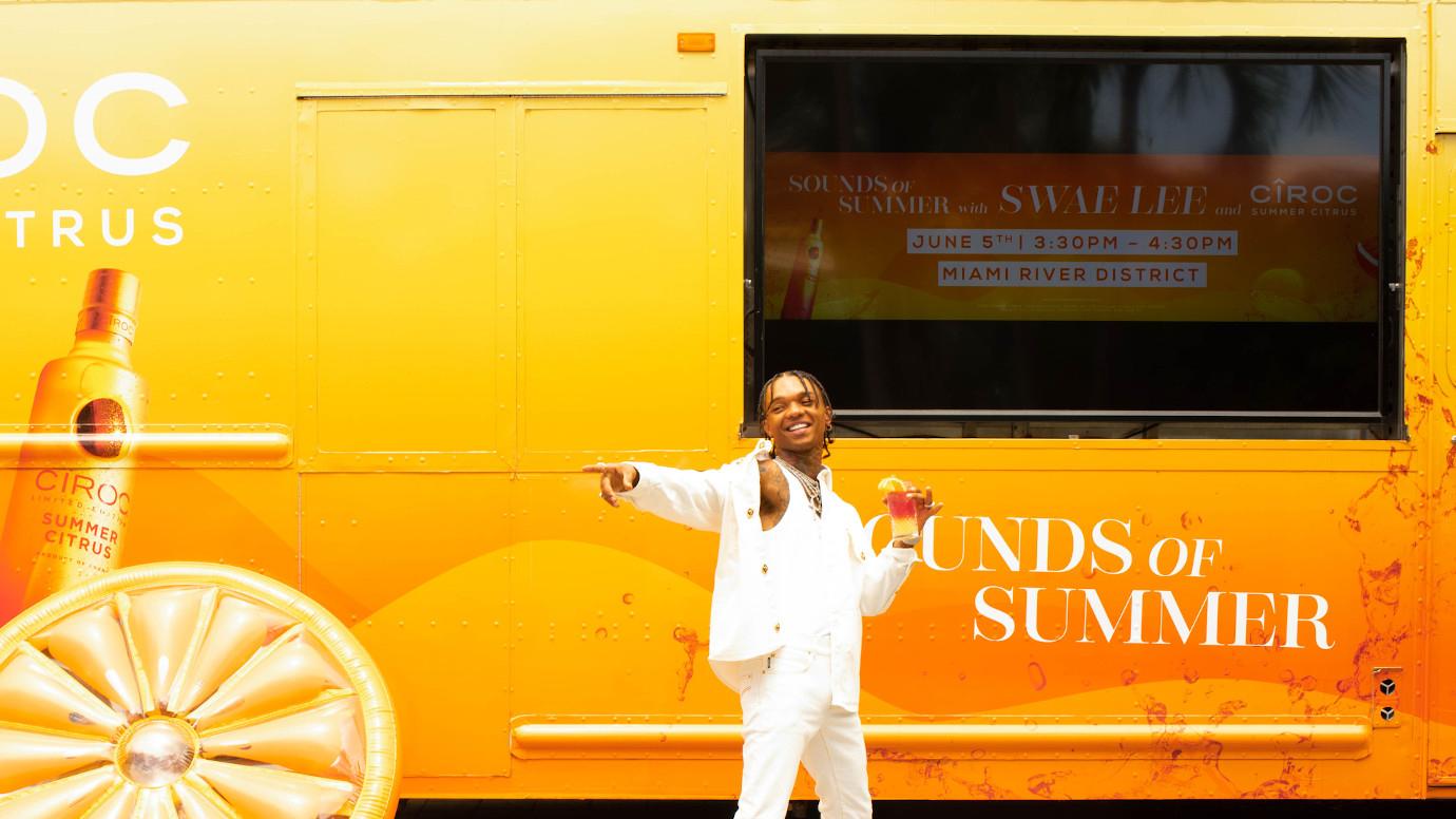 Ciroc Summer Citrus Sounds Of Summer