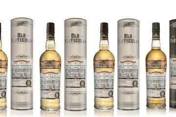 """Douglas Laing Old Particular """"Cheers to Better Days"""" Series"""