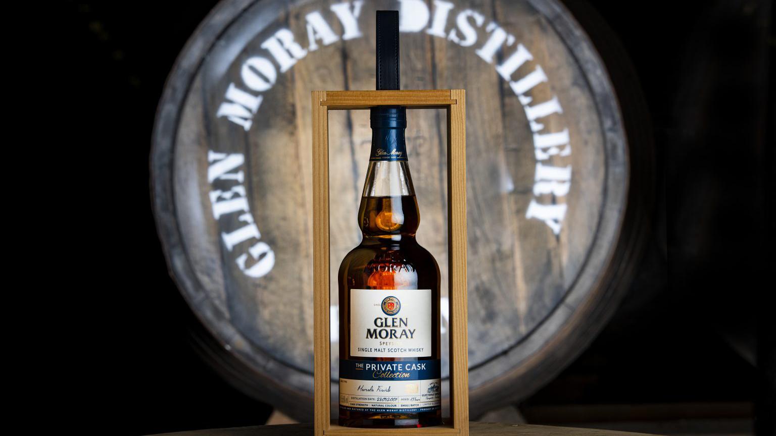 Glen Moray Private Cask Collection 13 Marsala