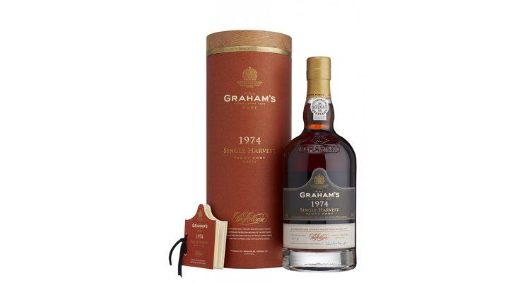 Graham's Bottles 'Revolutionary' 1974 Single Harvest Vintage Tawny Port