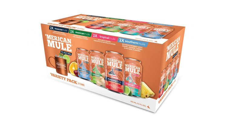 'Merican Mule Variety Pack