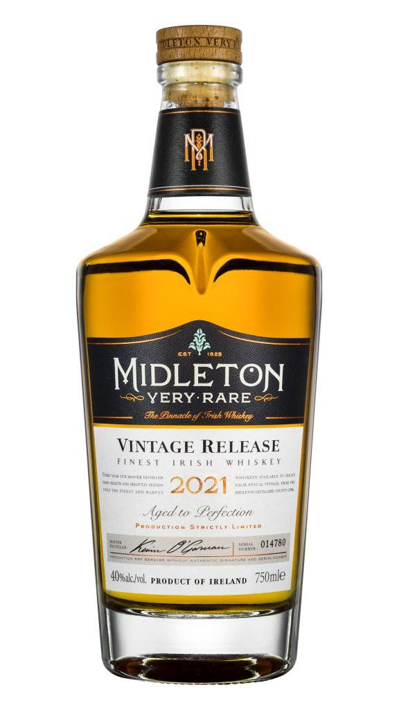 Midleton 2021 Very Rare US bottle
