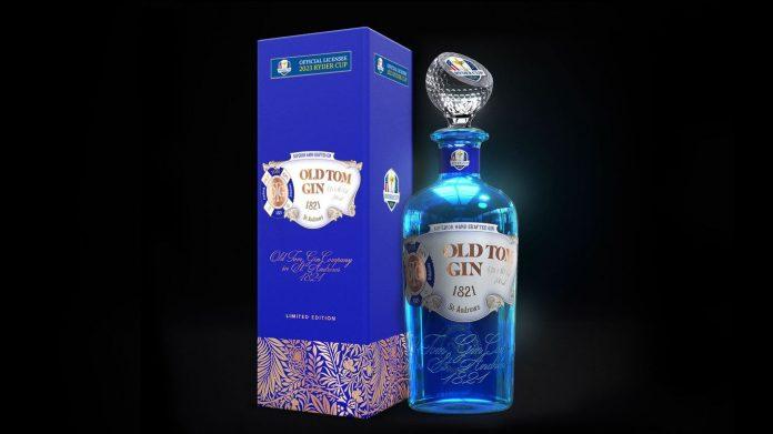 Old Tom Gin 1821