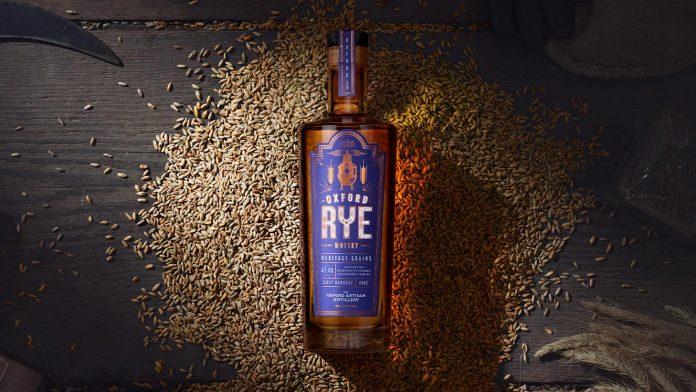 oxford rye whisky batch #2