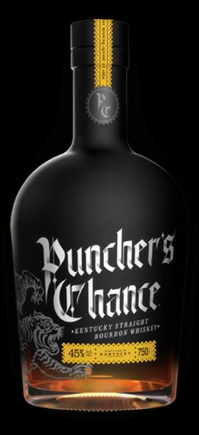 puncher's chance bourbon bottle