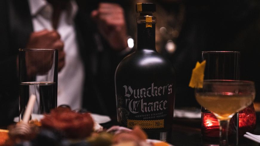 puncher's chance bourbon dinner